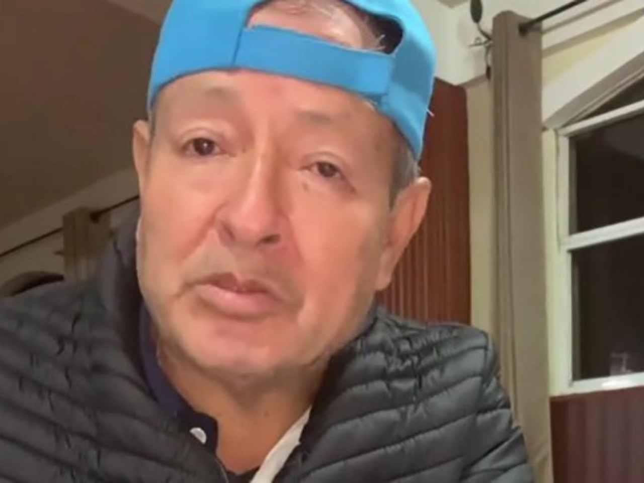 Sammy Pérez sigue intubado