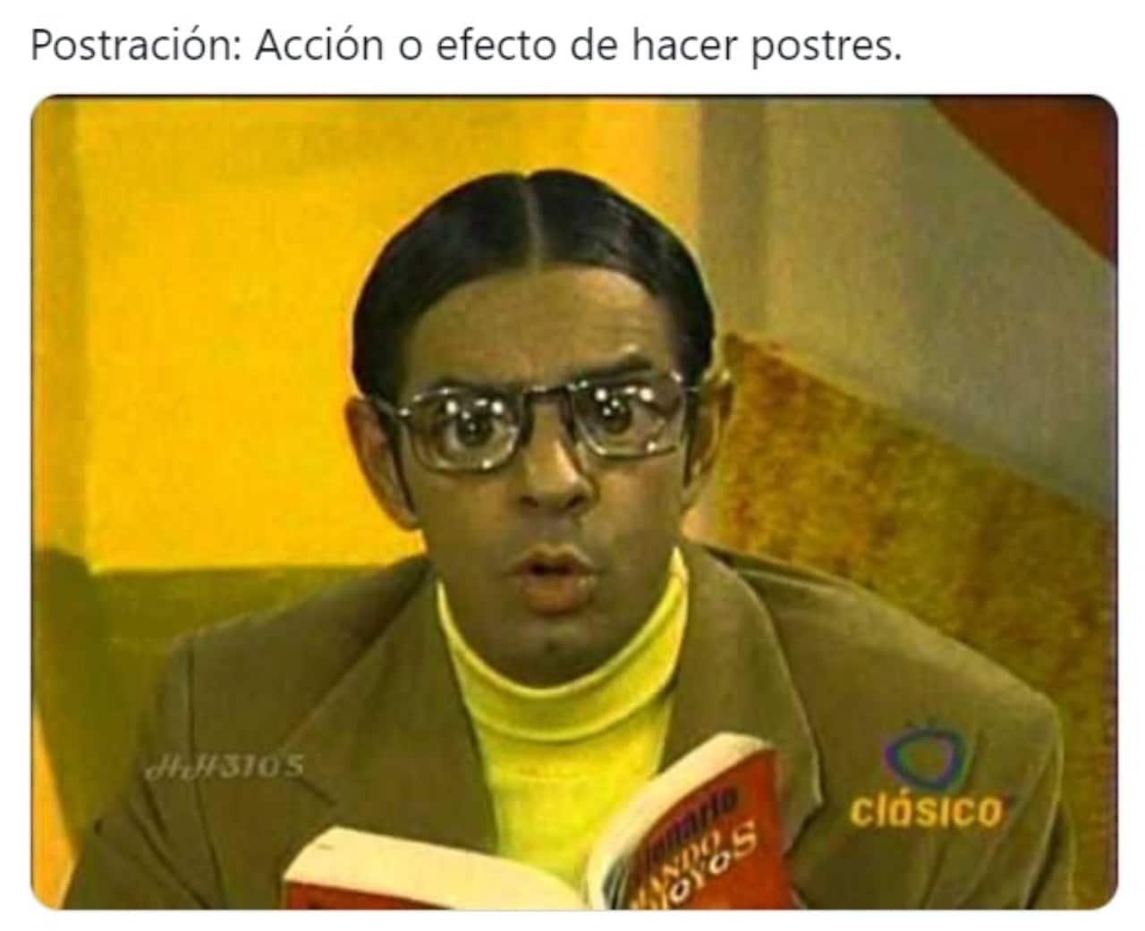 meme Armando Hoyos significado postracion