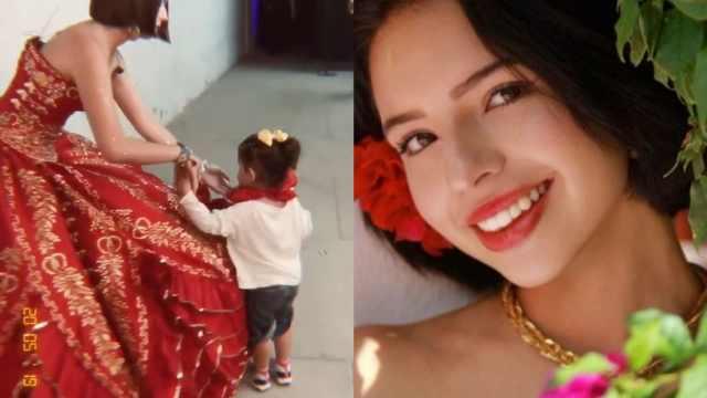 Ángela Aguilar cantante mexicana