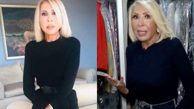 Laura Bozzo tiene un saco Chanel exclusivo de dos miembros de la realeza