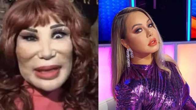 Lyn May arremete Chiquis Rivera gluteos