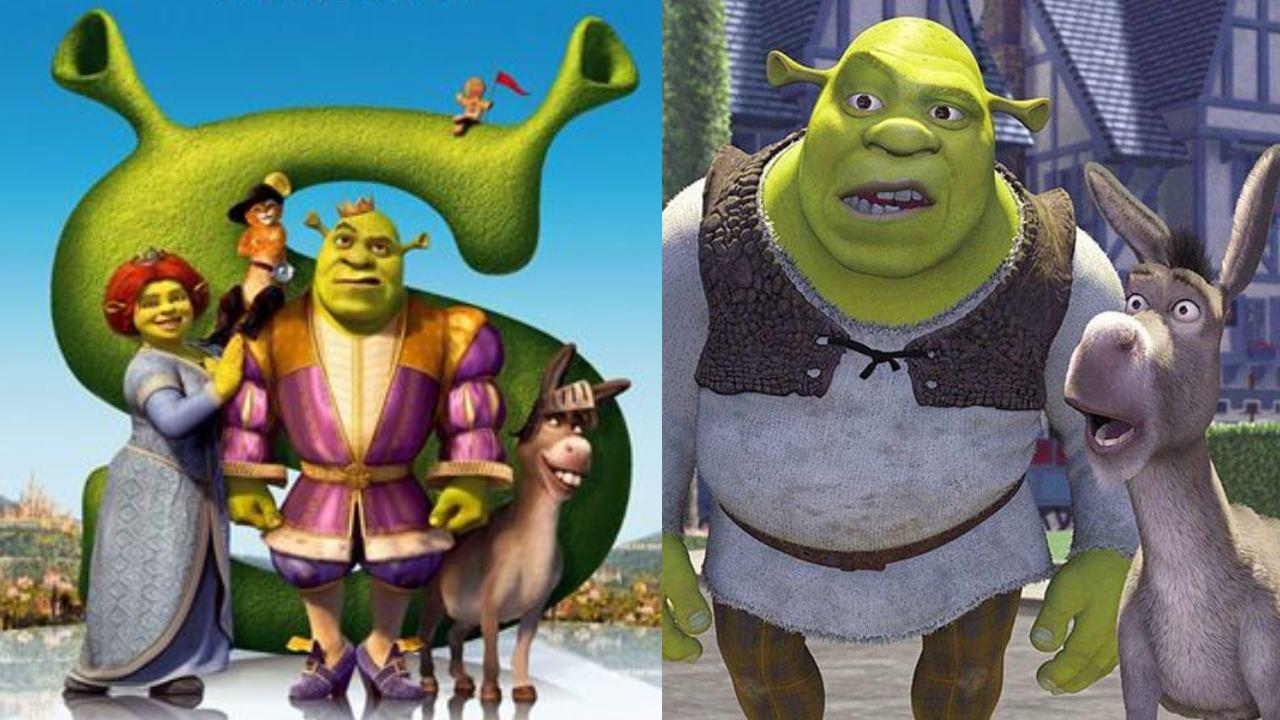 Nueva pelicula de Shrek en 2023