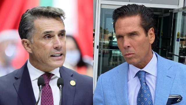 Roberto Palazuelos respalda sergio mayer jefe gobierno cdmx