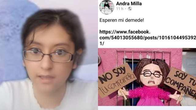 """Piñatería Ramírez mintió; Andra rompe el silencio sobre su """"demande"""""""