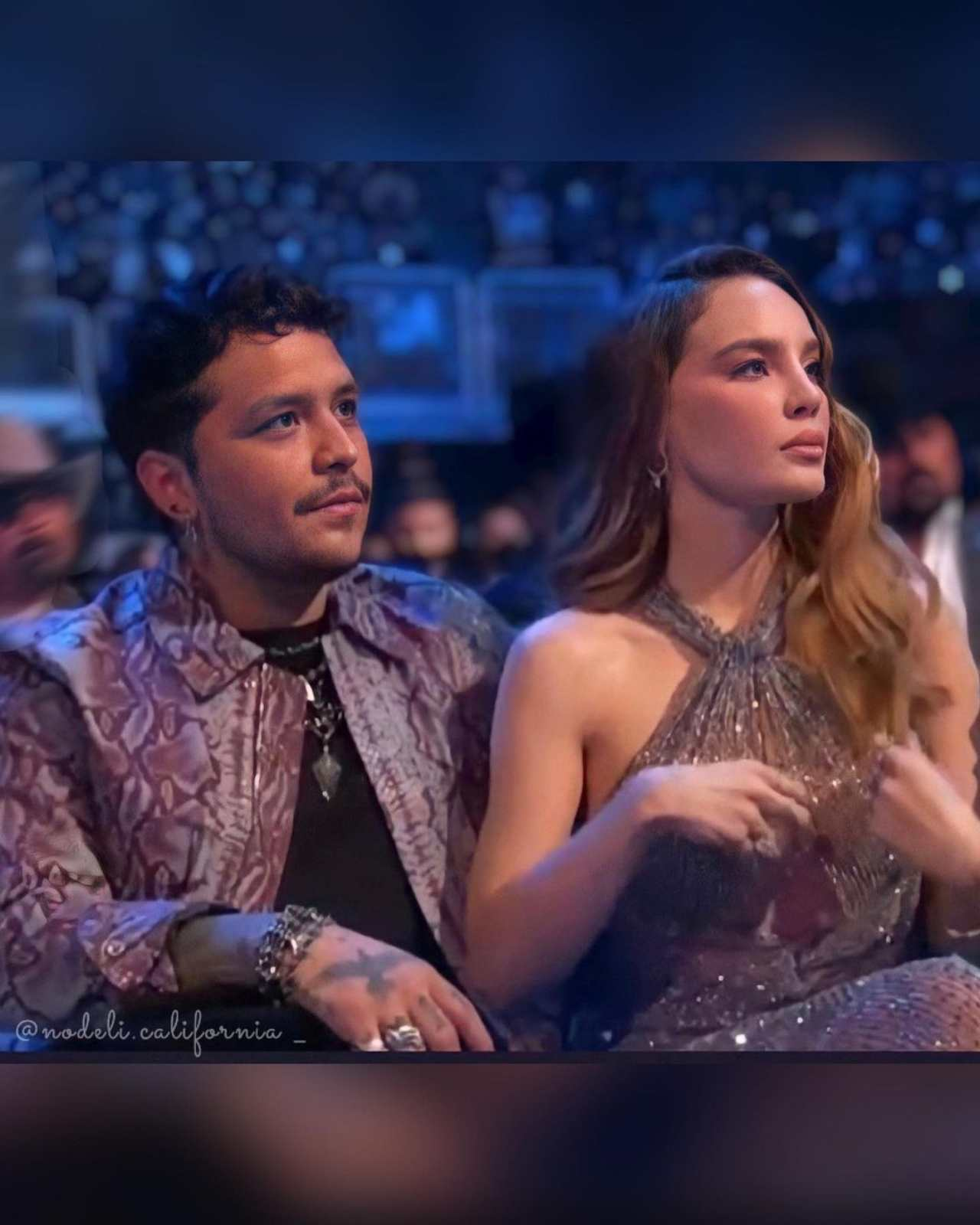 Critican a Belinda por Operada en los Latin Billboard