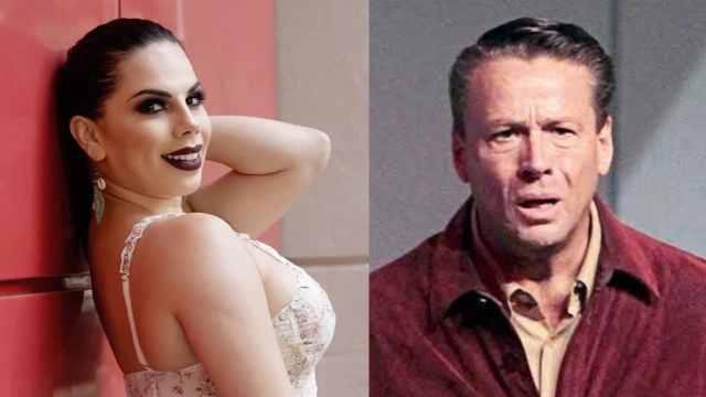 Lizbeth Rodriguez demanda Alfredo Adame difamacion