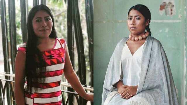Looks mexicanos inspirados en Yalitza Aparicio para festejar la noche mexicana