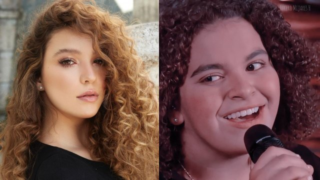Lucero Mijares rivalidad Mia Rubin dueto