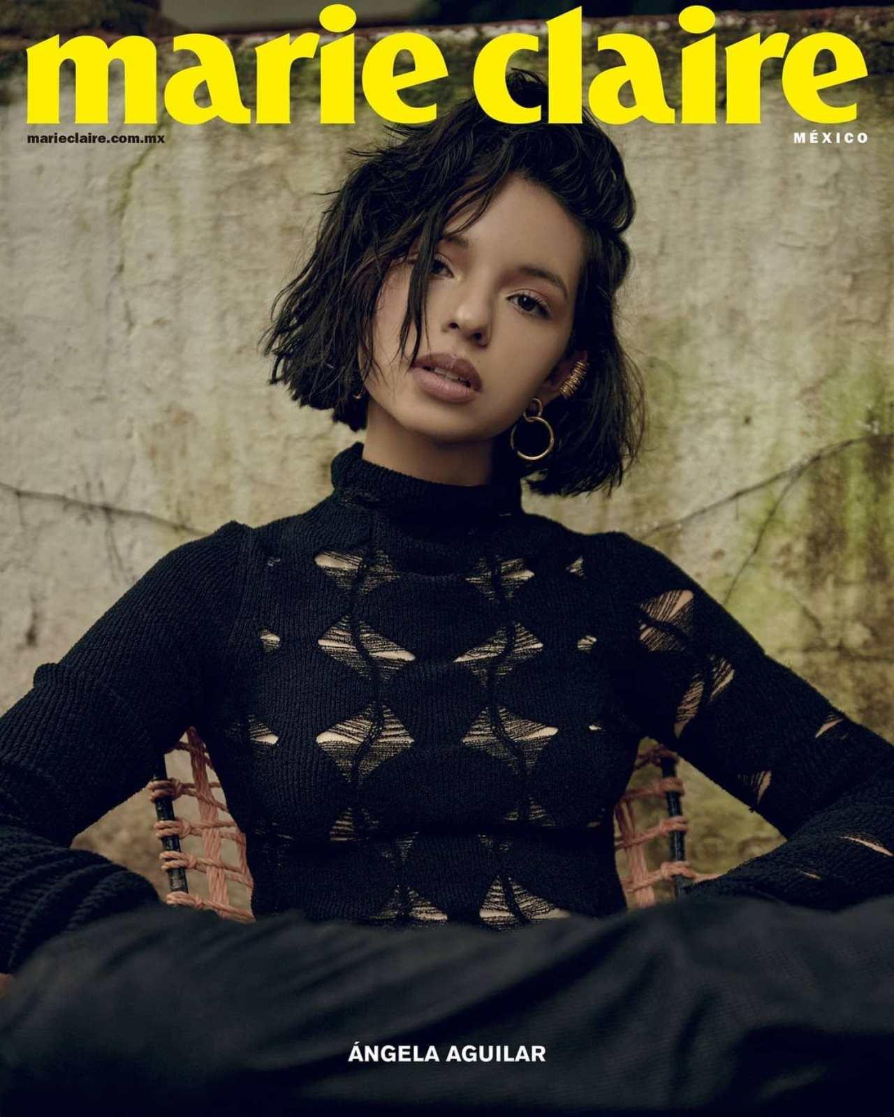 Marie Claire portada revista