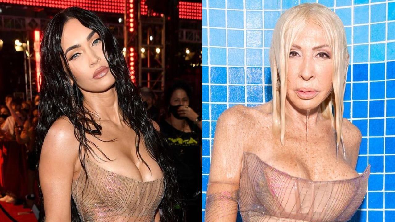 Megan Fox copia look Laura Bozzo
