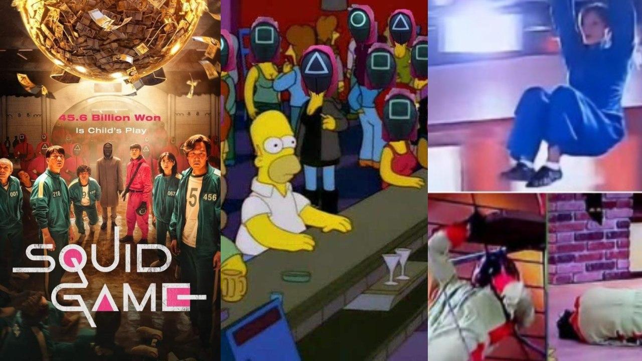 memes el juego del calamar Netflix