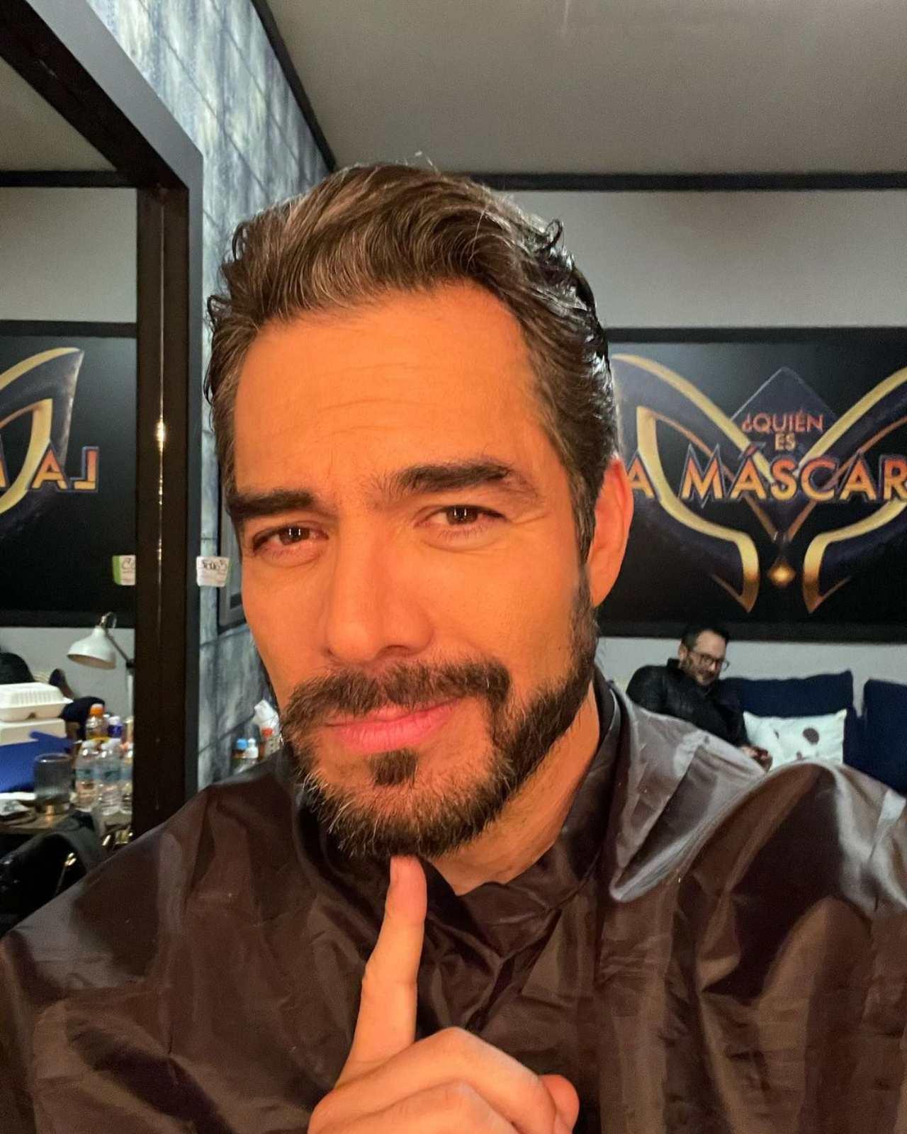 Omar Chaparro cuenta renuncia a Televisa