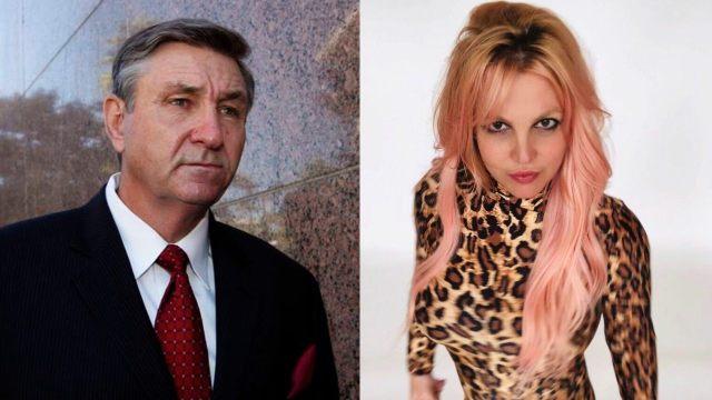 Papa Britney Spears solicita fin tutela