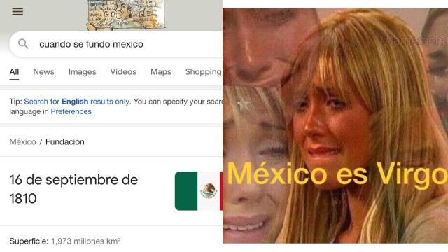 Internet descubre Mexico es virgo