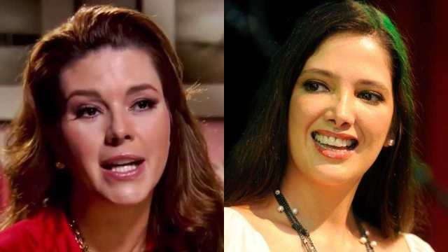 Alicia Machado exhibe a Adela Noriega y revela íntimos detalles de su vida
