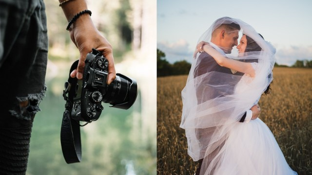 Fotografa borra fotos boda malos tratos