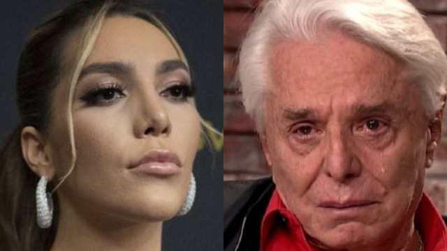Frida Sofía no retirará su denuncia contra Enrique Guzmán