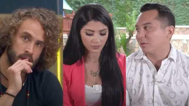 Roberto Romano confirma que estuvo con Kimberly Flores
