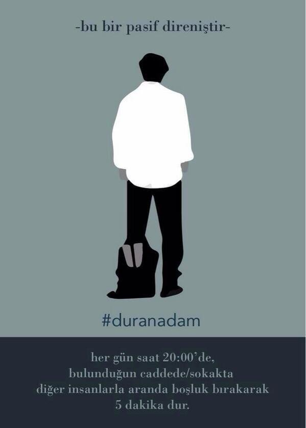 Duran Adam- Standing Man