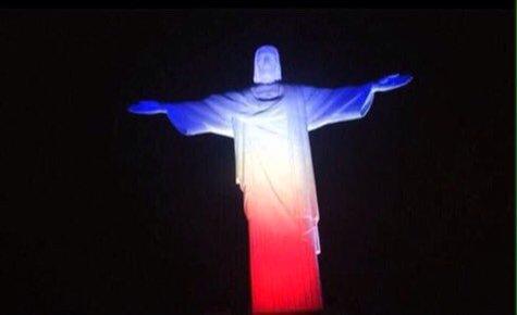 Fellow Frenchmen, le Brésil est avec vous
