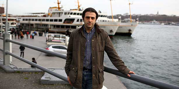 Associate Professor Halil İbrahim Yenigün. (Photo: Today's Zaman, Mehmet Yaman)