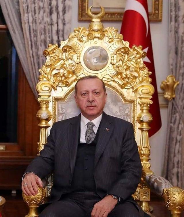 erdoğan palace