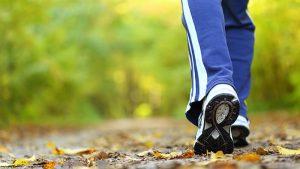 kilo vermek yürüyüş