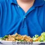 erkek diyet listesi