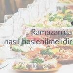 ramazan ayinda beslenme diyetisyen