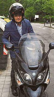 Basagoiti en moto
