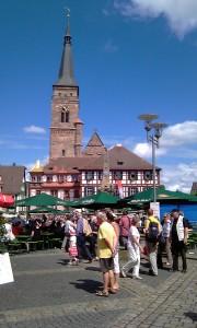 Tag der Franken in Schwabach 2012