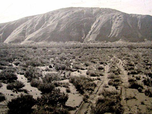 Uluru in 1950