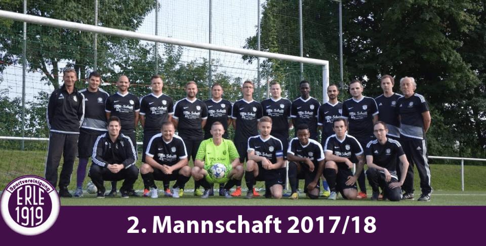 2. Mannschaft 2017/18