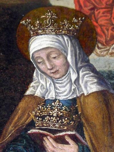 Elisabeth von Thüringen – die Heilige Elisabeth (1207 ...