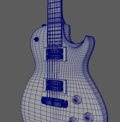 Wireframe Render