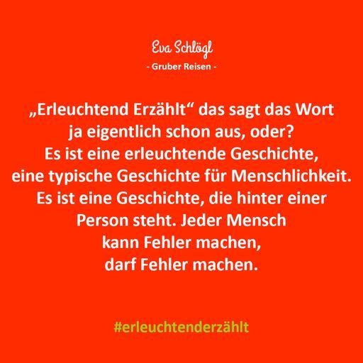 Zitat Eva Schlögl Gruber reisen