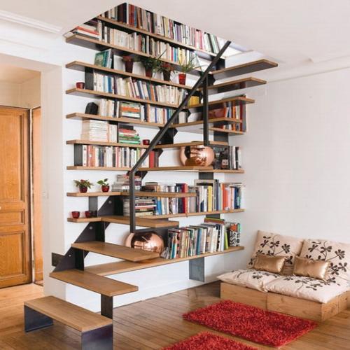 Home libraries  Mammarella