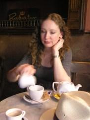 Cafe della pace - Rome