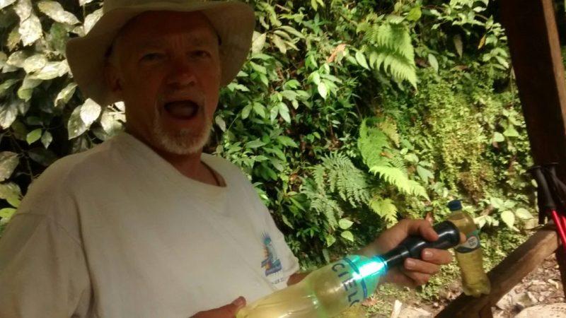 Sud America 2015/16 – Giorno #16 – Perù – Affidarsi alla tecnologia di Ronald