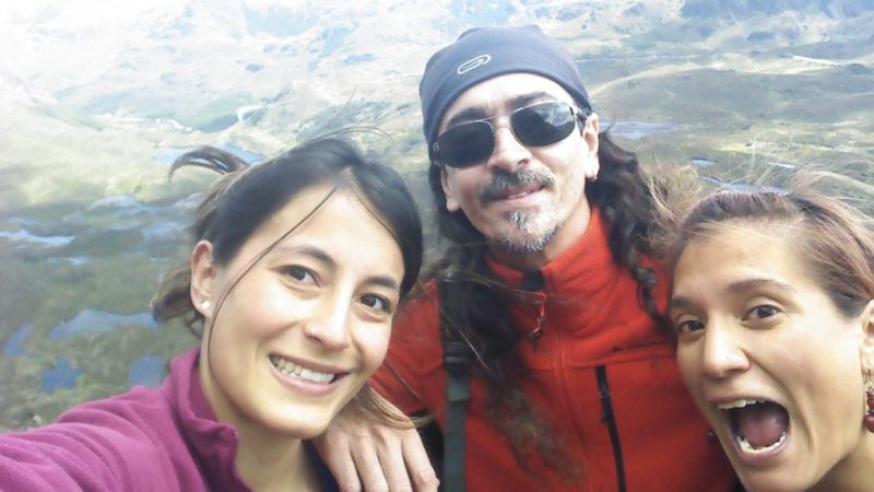 Sud America 2015/16 – Giorno #12 – Ecuador – Essere macho latino al Parque Nacional Cajas