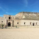 Messico 2018 - giorno #3 - Baja California - S. Borja: missione improbabile