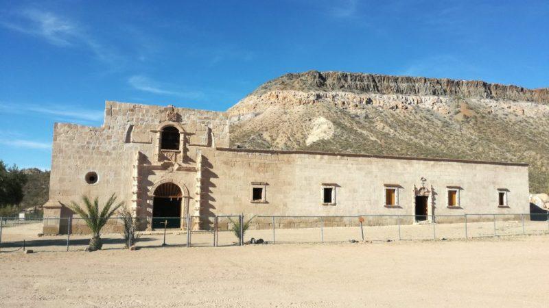 Messico 2018 – giorno #3 – Baja California – S. Borja: missione improbabile