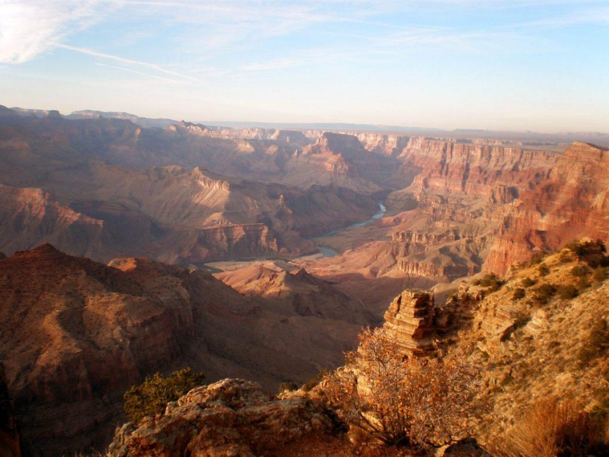 Altra veduta del Grand Canyon South Rim (Sud Ovest USA)