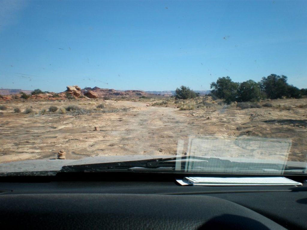 Guida nel settore The Needles (Canyonlands, Utah)