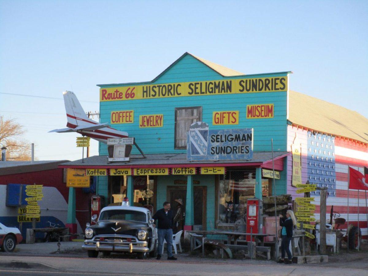 Itinerario Southwest USA : si parte con la Route 66