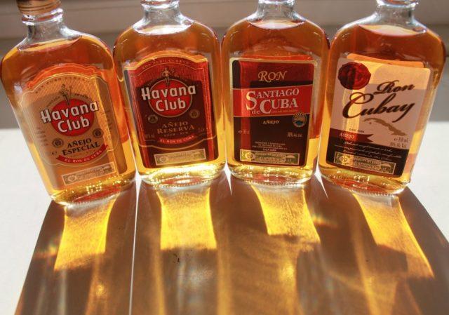 Cuba: rum o tè?