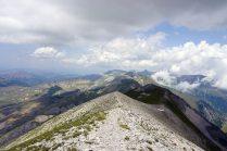 Creste del Redentore: tra Marche e Umbria