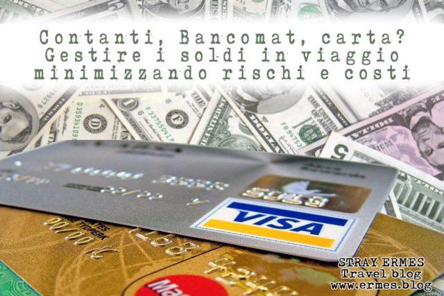 Contanti, Bancomat, carta? - STRAY ERMES