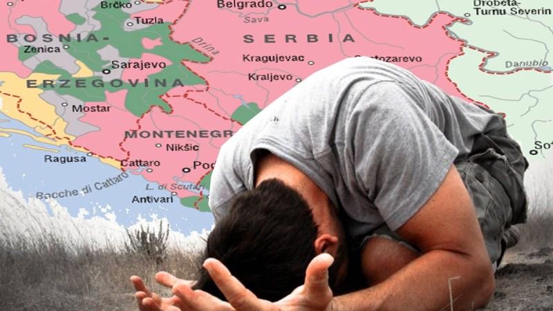 Balcani 2018 – #8 – Grecia – Geografia balcanica: getto la spugna!