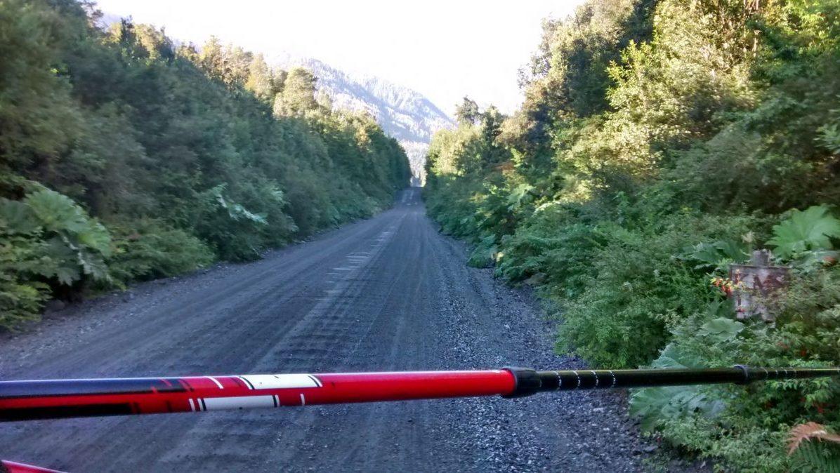Verso il trail Volcano: l'unica è camminare 8km